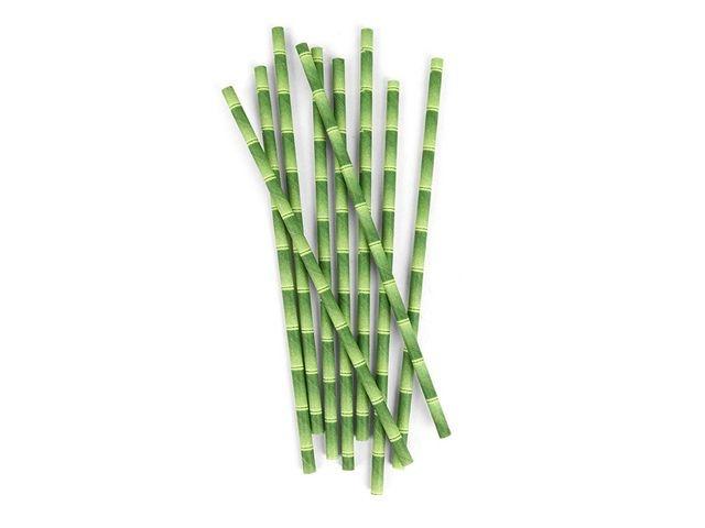 Staples Rietje Staples bamboe duurzaam/pak100