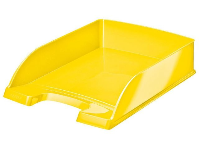 Leitz Brievenbak Leitz WOW A4 geel