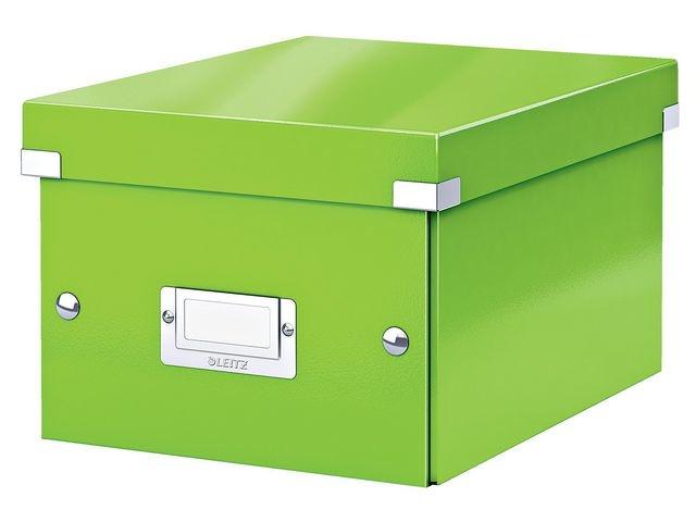 Leitz Archiefdoos ClickenStore S A5 groen