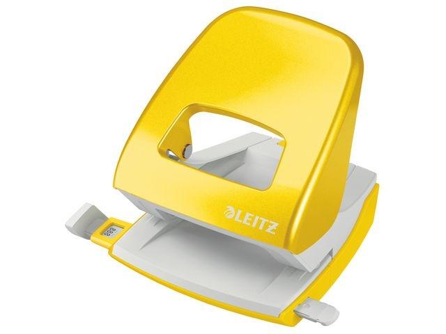 Leitz Perforator Leitz WOW 5008 geel