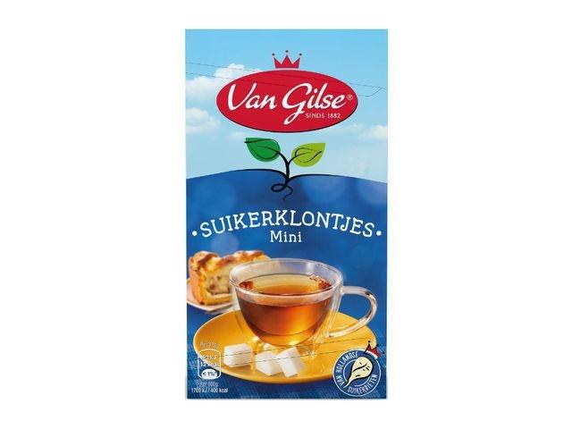 Van Gilse Suikerklontjes mini/doos 8x500g