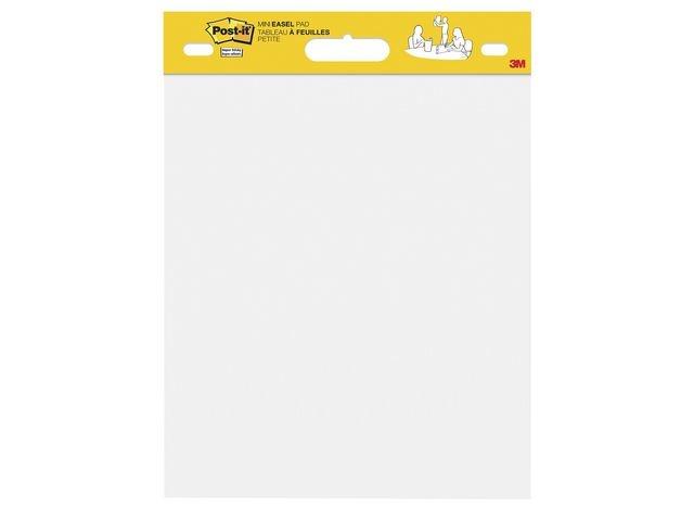 Post-it® Flipoverpapier Post-it mini blanco 20vel