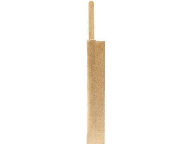 Duni Roerstaafje hout 11cm per stuk/pk100