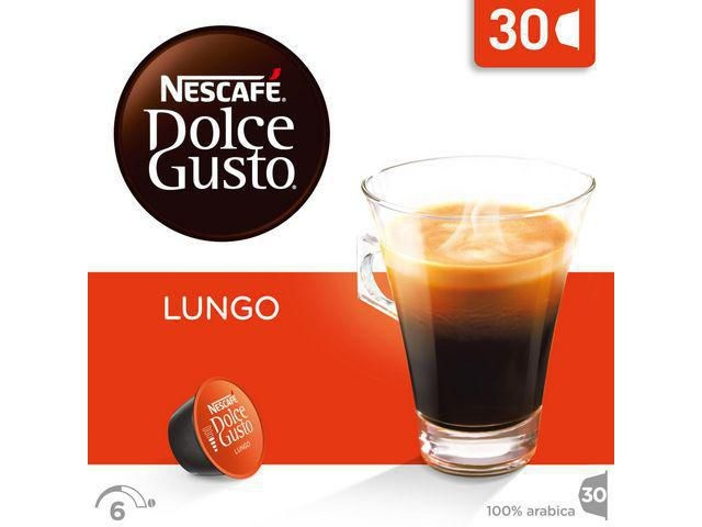 DolceGusto Koffiecup Dolce Gusto café lungo/ds30