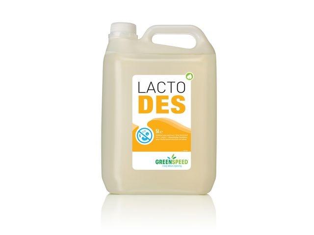 GREENSPEED Desinfectiespray Lacto Des/ds2x5L