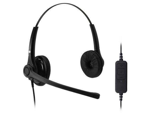 JPL tele.com headset JPL-400B-USB