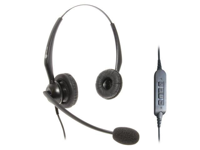 JPL tele.com headset JPL-100B-USB
