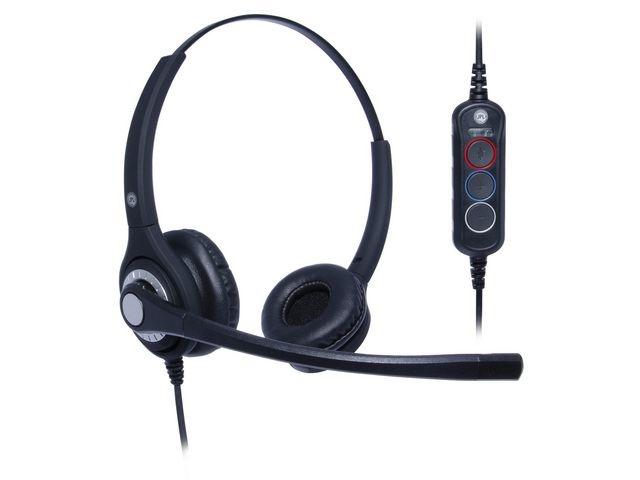 JPL tele.com headset JPL-402S-USB