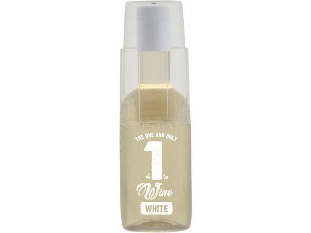 1WINE Wijn 1WINE cup wit 187ml/doos 24fl