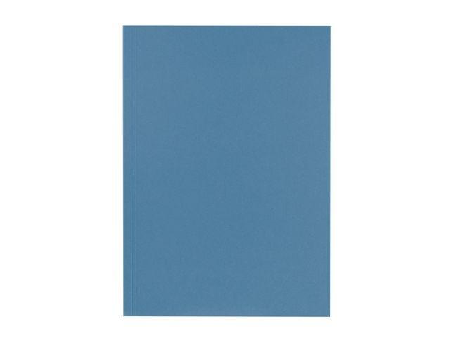 FALKEN Vouwmap Falken A4 blauw/pk100
