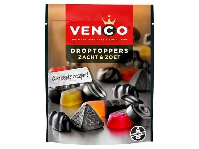 Venco Drop Venco DrTop zacht+zoet/zak 210g