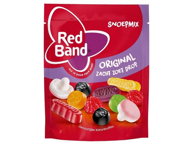 Red Band Snoepmix Red Band original/zak 220g