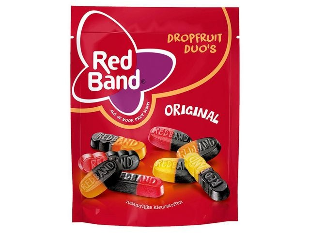 Red Band Dropfruit duo Red Band original/zak 220g
