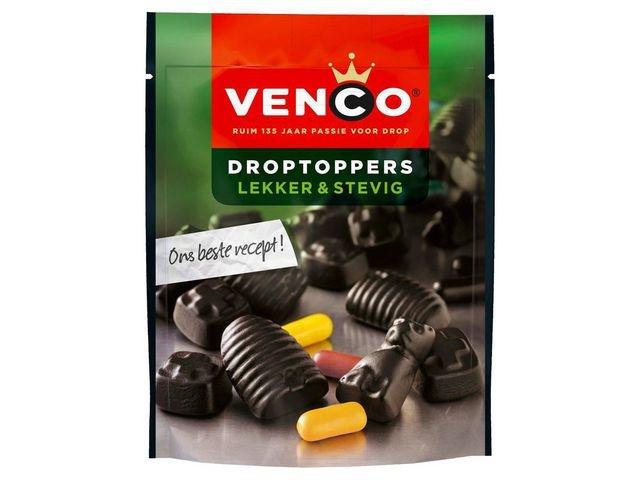 Venco Drop Venco DrTop lekker+stevig/zak 210g
