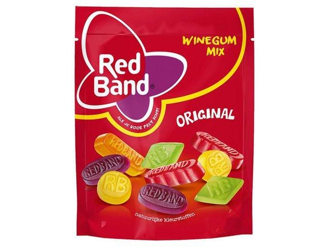Red Band Winegum mix Red Band original/zak 220g
