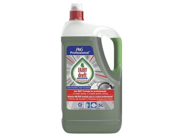 Dreft Dreft Professional Afwasmiddel. 5 liter (fles 5 liter)