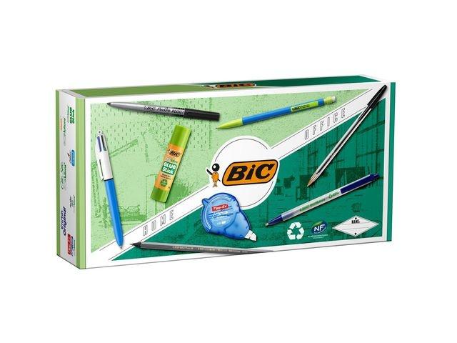 BiC Home en office BIC ECO kit 9-delig
