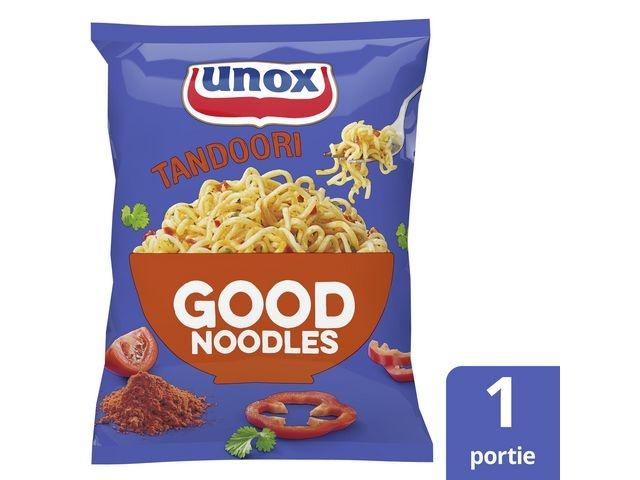 GOOD NOODLES Good noodles Unox Tandoori zak 70g/pk11