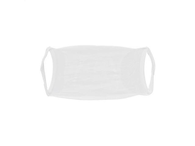 Gezichtsmasker wasbaar wit