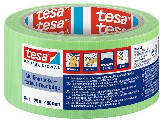 tesa® Markeringstape Tesa 4621 50mmx25m groen