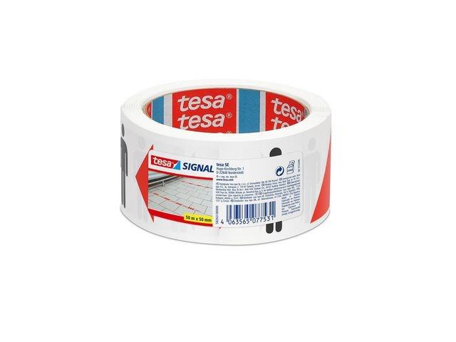 tesa® Markeringstape tesa SD 58263 PP 50mmx50m