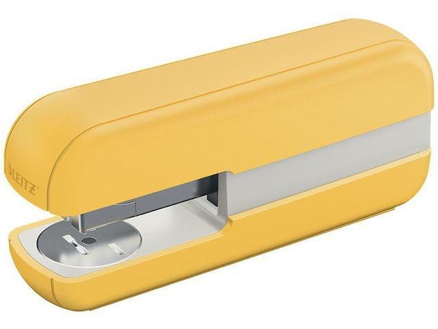Leitz Nietmachine Cosy 5567 30v warm geel
