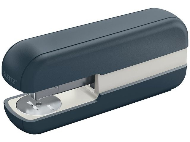 Leitz Nietmachine Cosy 5567 30v fluweel grijs