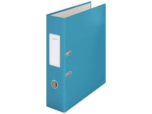 Leitz Ordner Cosy 80mm A4 karton sereen blauw