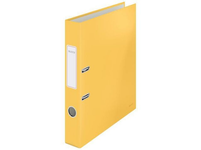 Leitz Ordner Cosy 52mm A4 karton warm geel