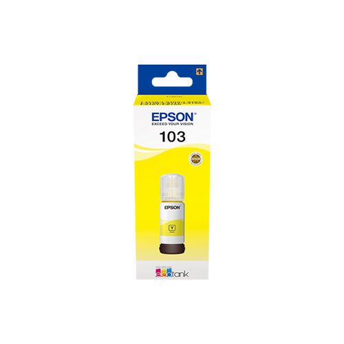 Epson Epson 103 (C13T00S44A10) ink yellow 4500 pages (original)