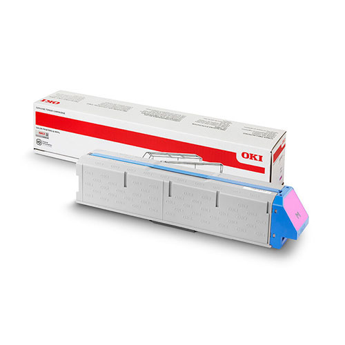 OKI OKI 45536554 toner magenta 42000 pages (original)