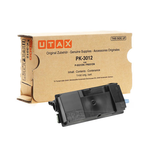Utax Utax PK-3012 (1T02T60UT0) toner black 25000 pages (original)