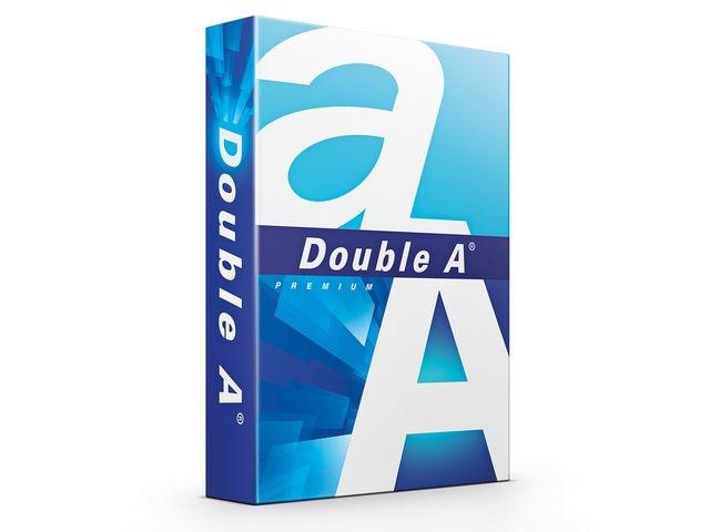 Double A Papier Double A A4 80g/doos 5x500v