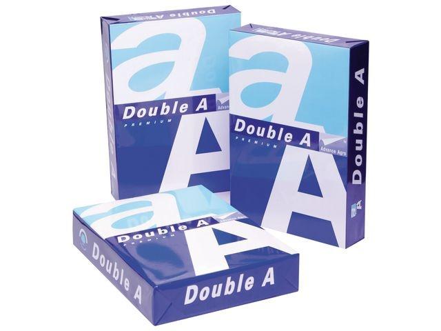 Double A Papier Double A A4 80g/pallet 200x500v