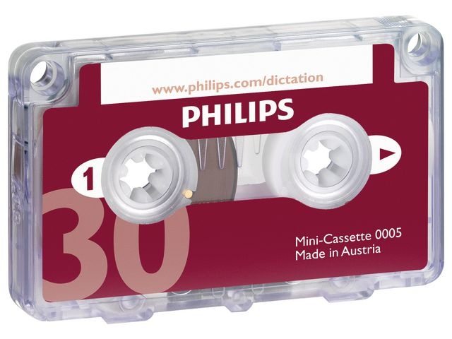 Philips Cassette Philips LFH 005 2 x 15 min.