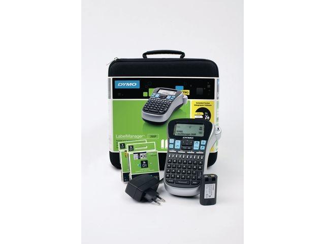 Dymo Labelmaker Dymo Rhino 4200 kit Azerty