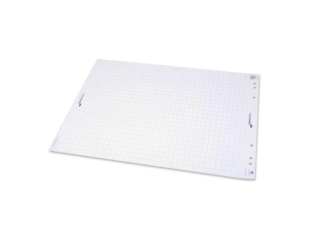 Legamaster Flipoverpapier Lega 98x65 ECO ruit/5x20v