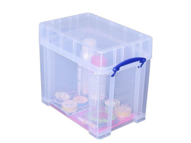 Really Useful Box Opbergbox RUB 19XL transparant