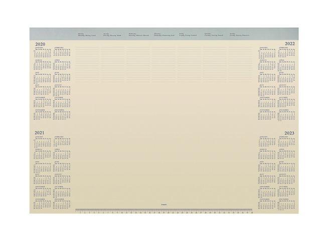 Brepols BURO-ONDERL. 4 JAREN PLANNER