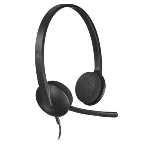 Logitech Headset Logitech usb h340