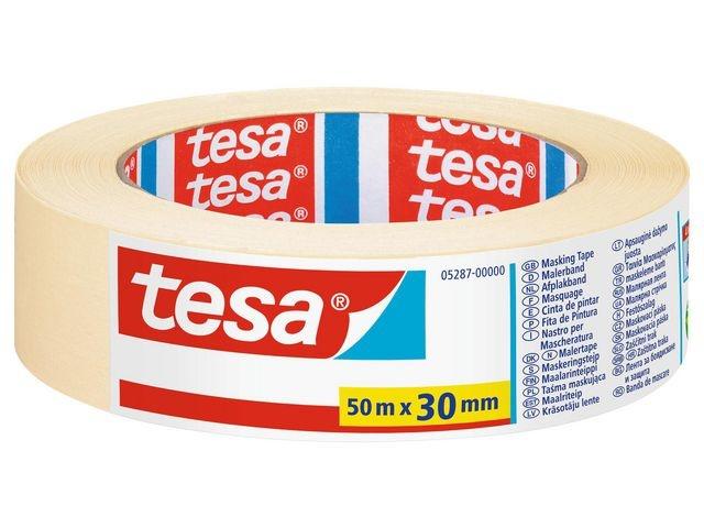 tesa® Plakband Tesa eco krepp 30mmx50m /pk10