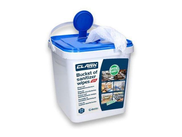 Reinigingsdoekjes desinfecteren/emmer375