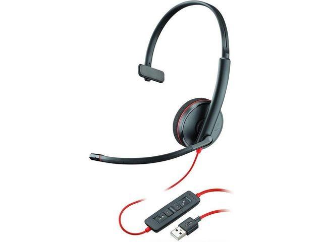 Plantronics Headset Plantronics Blackwire C3210 usb