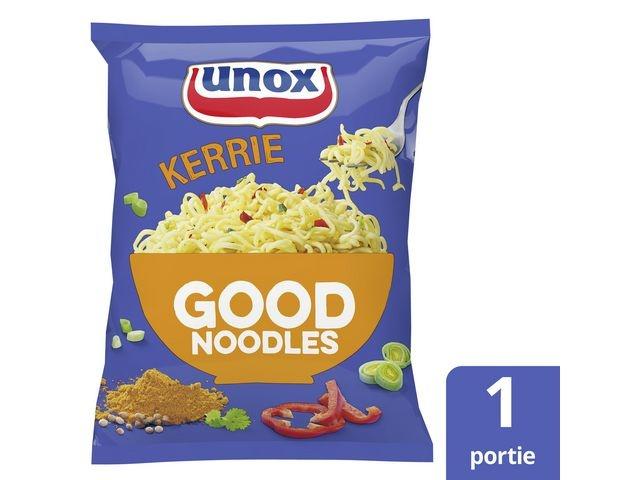 GOOD NOODLES Good noodles Unox kerrie zak 70g/pk11