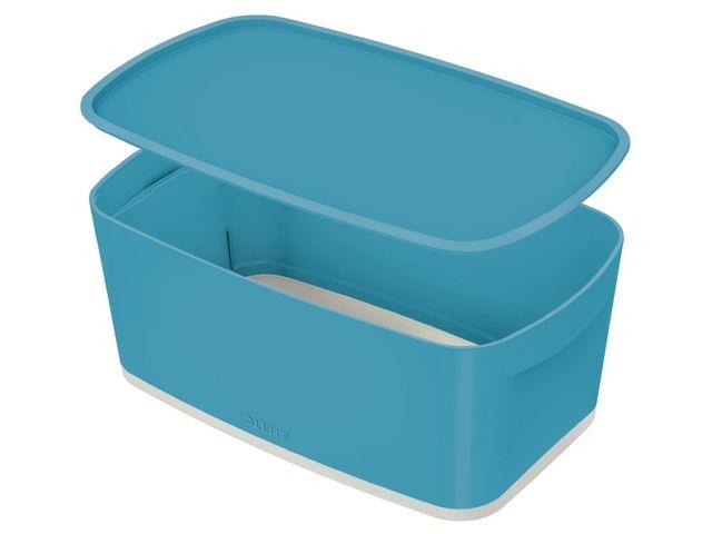 Leitz Opbergbox MyBox Cosy small sereen blauw