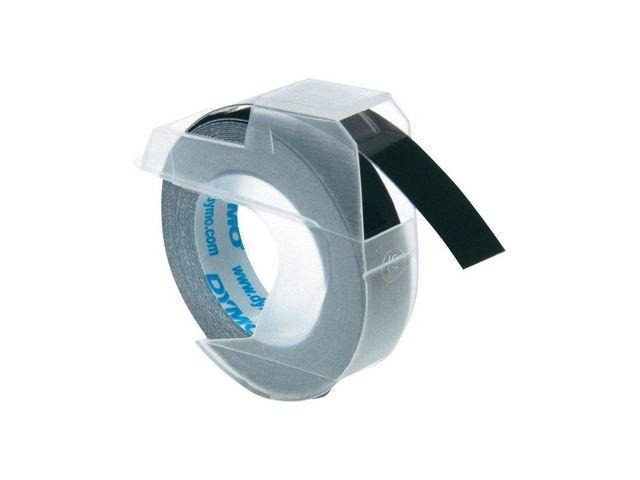 Dymo Tape Dymo 9mm zwart/ds 10