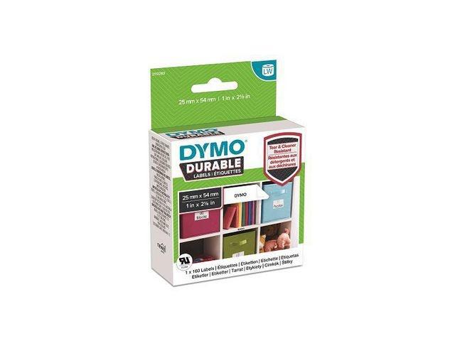 Dymo Tape Dymo Durable 25x54mm 1x160