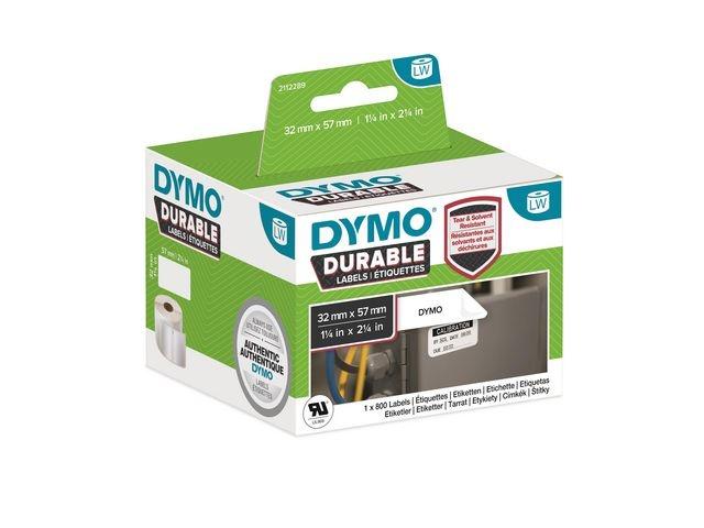 Dymo Label Dymo Durable 57x32mm 1x800