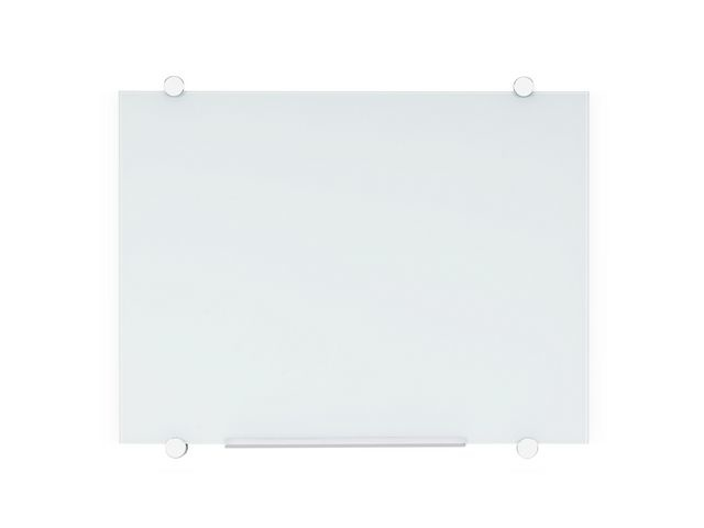 Bi-Office Glasbord magnetisch Bi-office 60x45 wit