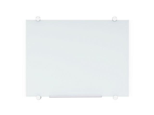 Bi-Office Glasbord magnetisch Bi-office 90x60 wit